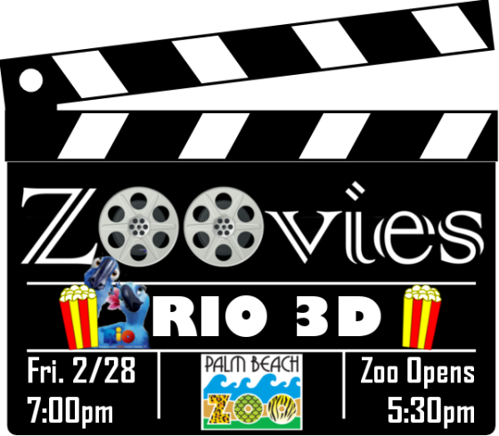 ZOOvies graphic Rio 3D