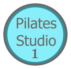 Pilates studio 1