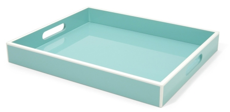 Tray Turquoise